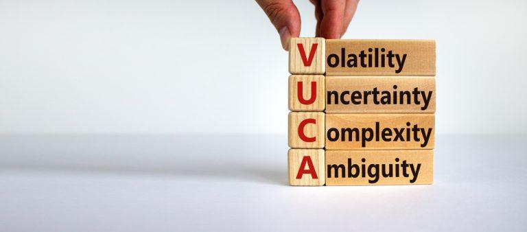 Facing VUCA times: a great cha …