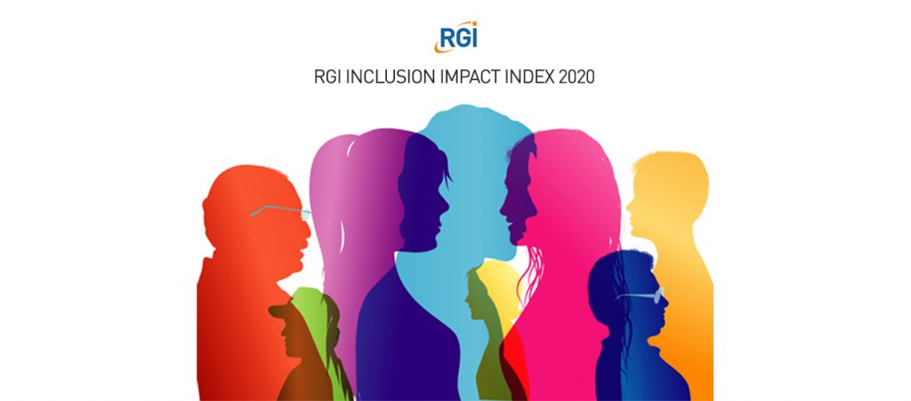 Measuring diversity in the workplace: RGI Inclusion Impact Index 2020